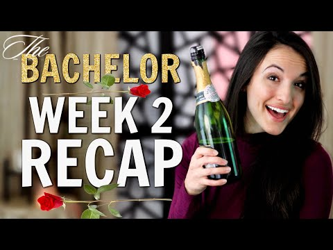 Bachelor Peter Week 2 Recap