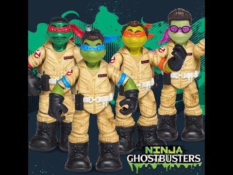 Ghostbusters Comic Con 2017 News band Rant/ Ramble