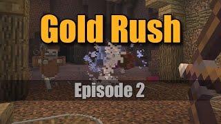 Dansk Minecraft - Gold Rush EP 2 - Kan Vi Vinde?