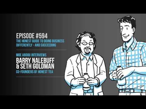 Episode 594 | Honest Tea's Barry Nalebuff and Seth Goldman