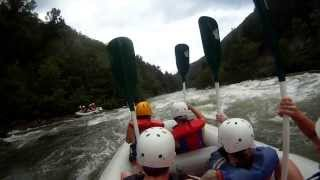 Ocoee River Whitewater Rafting In Tennessee