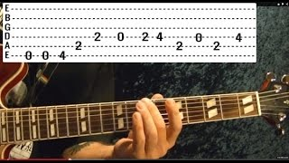 Guitar Lesson - BEATLES - Paperback Writer - With Printable Tabs