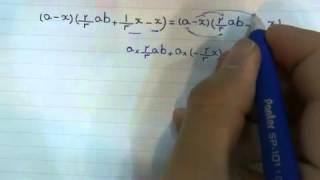 جبر (جمع، ضرب و تقسیم عبارت جبری) - ریاضی هشتم