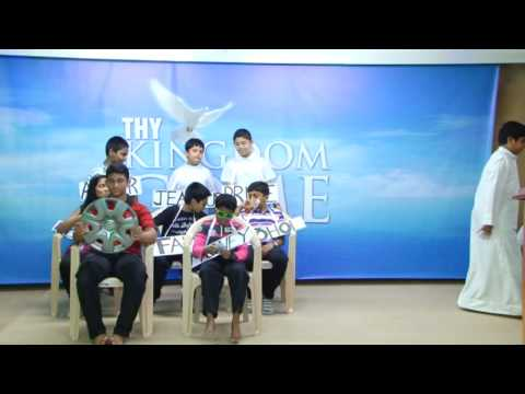A Christian Musical Skit by Kingdom Kids