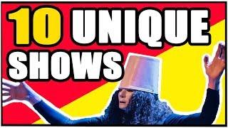 Buckethead - 10 Unique Shows