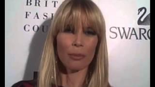 Клаудия Шифер - интервью для британской недели моды(Клаудия Шифер - интервью для британской недели моды., 2013-02-26T19:07:37.000Z)