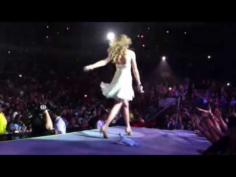 Taylor Swift Live in Manila LOVE STORY