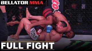 Full Fight | Darrion Caldwell vs. Leandro Higo - Bellator 195
