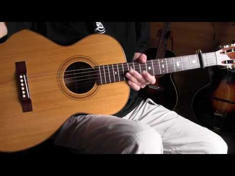 "Fingerpicking Blues Lesson  ""Betty and Dupree Blues""/Willie Walker - Free TAB"