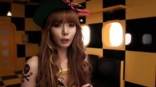 HYUNA   мороженое  BTS Музыка, Видео рус версия