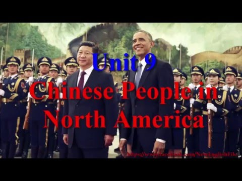 Learn English Via Listening Level 3 Unit 9 Chinese People In North America