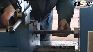 видео Устройства для вальцовки : Устройство серии РО