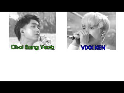 Never Ending Story ~ Vixx Ken and Choi Sang Yeob (Han/Rom/Eng) Lyrics
