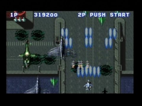Aero Fighters Snes Full Game Youtube