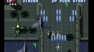 AERO FIGHTERS (SNES - FULL GAME)
