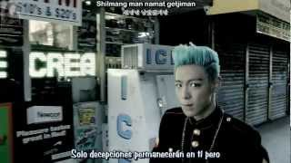 Big Bang - Bad Boy - Sub. Español - (Rom-Han)