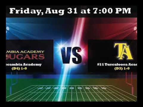 Alex Johnson - Tuscaloosa Academy