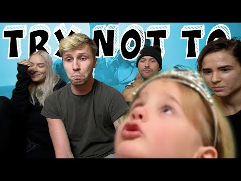 TRY NOT TO LAUGH - SIDNI ÕDE TAIVI W/ Ariadne, Whogaux & Jaana