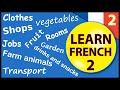 Learn French for beginners Lesson 2