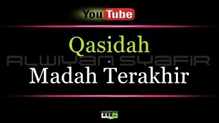 Video Karaoke Qasidah - Madah Terakhir download MP3, 3GP, MP4, WEBM, AVI, FLV Agustus 2018