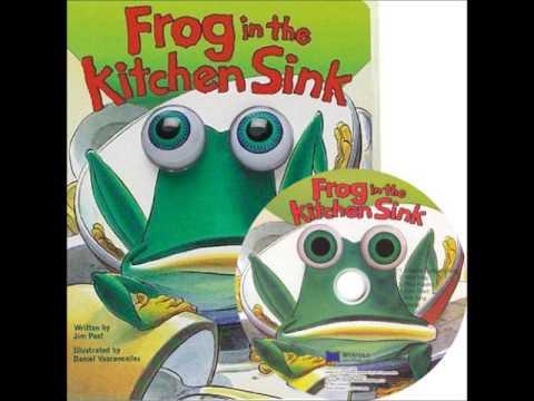 歌德書店:Frog in the Kitchen Sink (JYBOOKS)