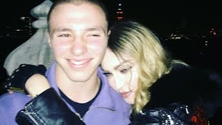 Madonna and Son Rocco Ritchie Reunite in NYC Ahead of Custody Hearing