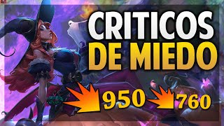 ¡MISS FORTUNE BEWITCHING! | CRÍTICOS DE MIEDO! | League of Legends