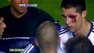 ШОК! Последние жестокие драки Криштиану Роналдо. Н