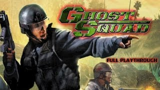 GHOST SQUAD || (Arcade//Wii)