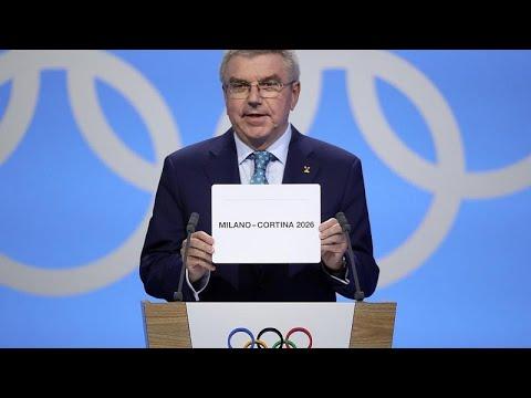 Милан выбран столицей Зимней Олимпиады-2026
