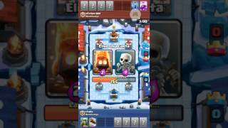 the game longer and more epic Clash Royale - election challenge
