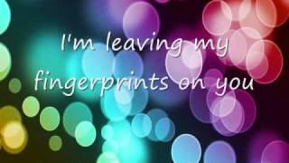 Fingerprints By Katy Perry Lyrics.wmv