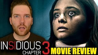Insidious: Chapter 3 - Movie Review