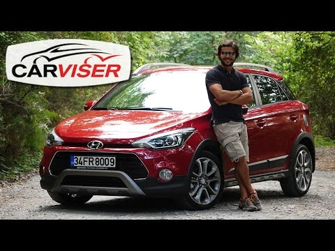 Hyundai I20 Active Test Sürüşü - Review (English Subtitled)