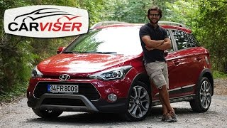 Hyundai i20 Active Test Sürüşü - Review (English subtitled)