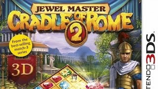 Jewel Master Cradle of Rome 2 Gameplay (Nintendo 3DS) [60 FPS] [1080p]