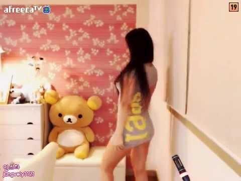20150519 BJ Ming Ming 밍밍 아프리카 댄스 Asian Girl Dancing Kpop