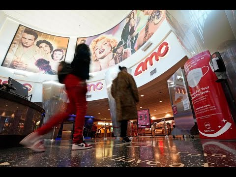 AMC Shares Sink on Stock Sale Plan, Warning to Buyers