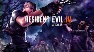 Resident Evil 4 - Ate Zerar ?