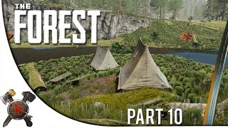 "The Forest Multiplayer - Part 10: ""Creepy Bible Camp!"""