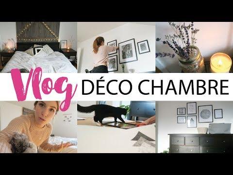Vlog #85 - On re-décore notre chambre + nouveau matelas !