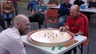2020 Hamilton Crokinole Final - Beierling v Hutchinson