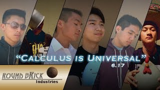 "RBC ""Calculus is Universal (ft. Mr. Lamb)"" Official M/V"