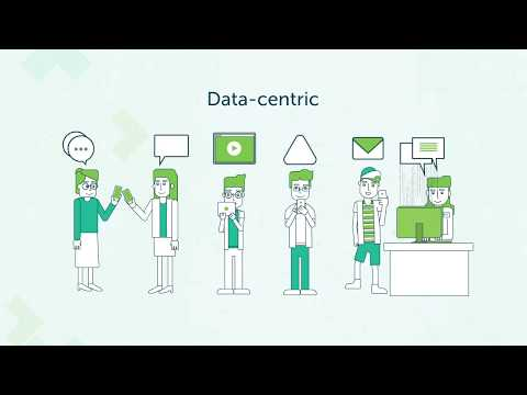 Making The Enterprise Data-Centric - Exasol