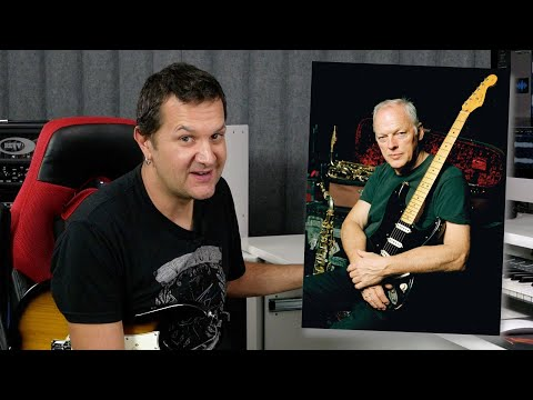What Can We Learn From... DAVID GILMOUR (Ep.8)