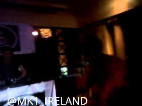 MK1 - Gypsy Woman/Pass Out, Greville Arms Hotel, Mullingar (24/3/13)