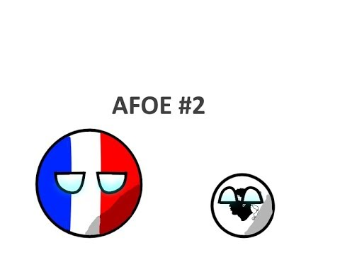 Alternative Future of Europe by countryballs #2 Corsica is leaving France