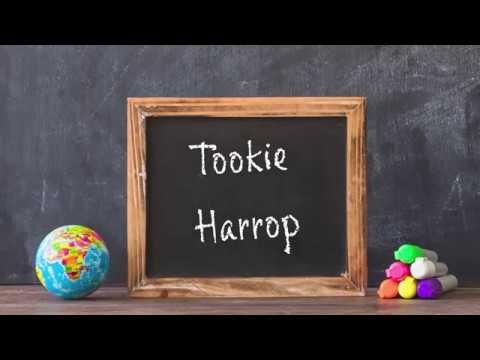 Legacy Legend: Tookie Harrop