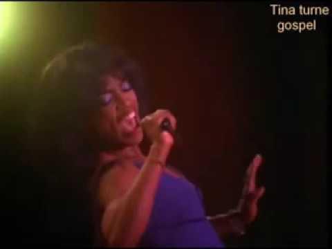 Tina Turner - Gospel [ Walk with me Lord ]
