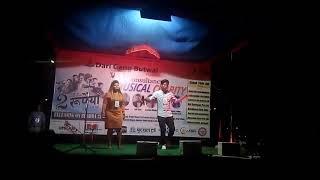 kaale Dai  Nischal Basnet and Sujata Pande  Daari Gang Musical Event  